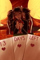 Dangan Ronpa - 13 Days Left! by xhiro