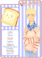 Love-Sandwich: Jack by MartiniCup