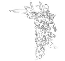 Mucha More Mecha by skulldude