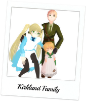 ::Kirkland Family:: by ppgluver125