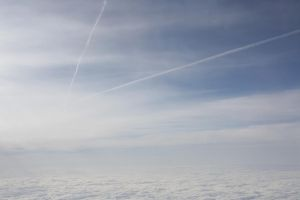 From Above - Clouds 14. by MystStock
