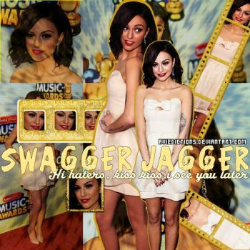 +Swagger Jagger | Cher Lloyd by aviedictions