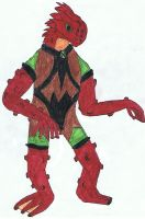 Ben 10-Tornado Toad by siborg626