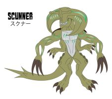 The Pacific Rim - SCUNNER by Daizua123