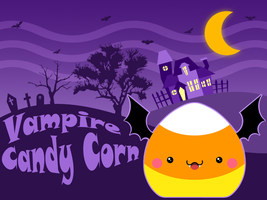 Vampire Candy Corn 2 by Jade-Sage08