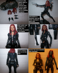 winter soldier black widow review by lovefistfury