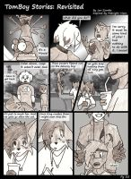 Tomboy Comics Revisited Pg 35 by TomBoy-Comics