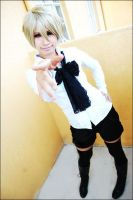 Alois Trancy: POKE :3 by krishinya