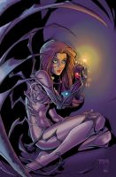Witchblade by tas1138