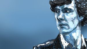 Sherlock Speed Paint by Allam