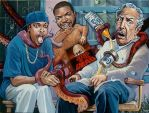 'Freaky Friday' by davidmacdowell
