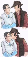 TF2-Smooch! by MadJesters1