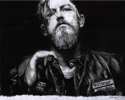 Tommy Flanagan- Black by Yasmeen2811