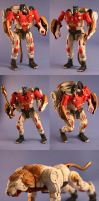 Lio Convoy by Mace2006