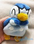 Piplup Plush Beanie by TheHarley