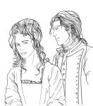 James and Victoria by Jafean