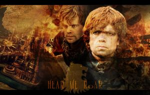 Tyrion Lannister by StereoCatastrophe
