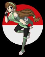 .:PokeTrainer Dawnie:. by Dawnrie