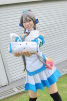 Cosfest XII - Luo Tianyi by macross-n