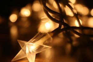 Fairy Lights by Amy-Lou-Photography