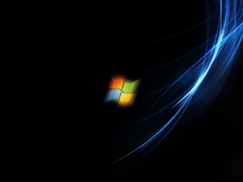 Windows logo wallpaper 1 by tonev
