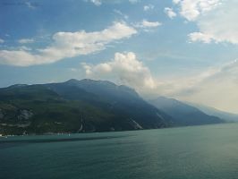 Lago del Garda by bibarry