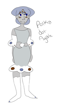 Polka Dot Agate by wheres-my-motivation