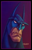 Batman by Kravenous
