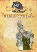 Disney Redwall by Professor-R