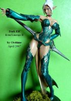 Dark Elf : Green Version by VaniliaCake