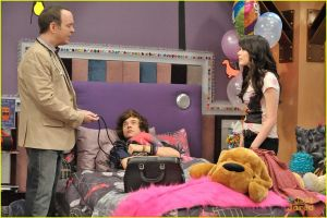 Harry Styles en icarly by kmy99