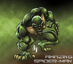 The Amazing Spider-Man - Lizard by MadcapLLC