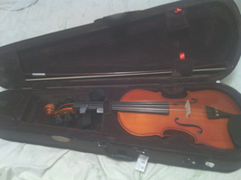 Murr Violin by LeoPacus