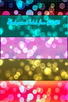 Bokeh backgrounds - color mix by Gala3d