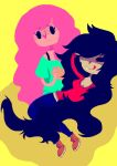 PB and Marcie. by YourLastLullaby