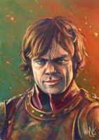Tyrion Lannister by NoaKatzir