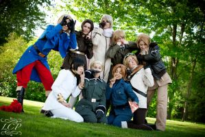 Hetalia: Make Pasta, Not War 2 by LiquidCocaine-Photos