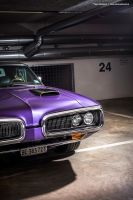 Plum Crazy 1970 Dodge Coronet - Shot 7 by AmericanMuscle