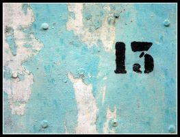 Number 13 by kanes