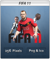 FIFA 11 - Icon by Crussong