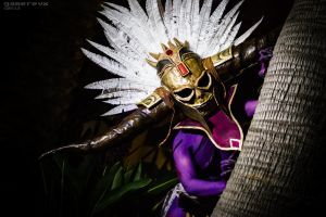 Witch Doctor - Diablo III by GaMeReVX