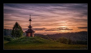 Evening time by dinco1
