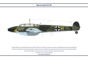 Bf 110 C NJG1 1 by WS-Clave