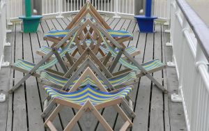 Deckchair Confusion by RoyalScanners
