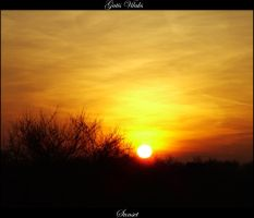 Sunset by gatis-vilaks