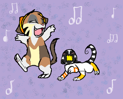 .:Music:. by sparkythepichu