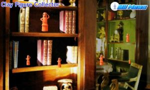 A clay figure collector? by AnnaTheWonderGirl01
