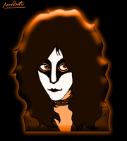 Eric Carr by DrQArt