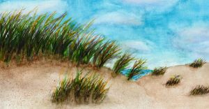 Beach by fifthdimensional