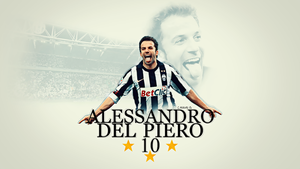 Alex Del Piero by cannabis97